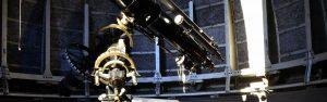 Tate Hall observatory telescope