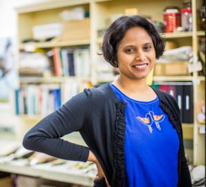Dr Sushma Reddy, Breckenridge Chair of Ornithology