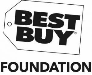 Logo for the Best Buy Foundation