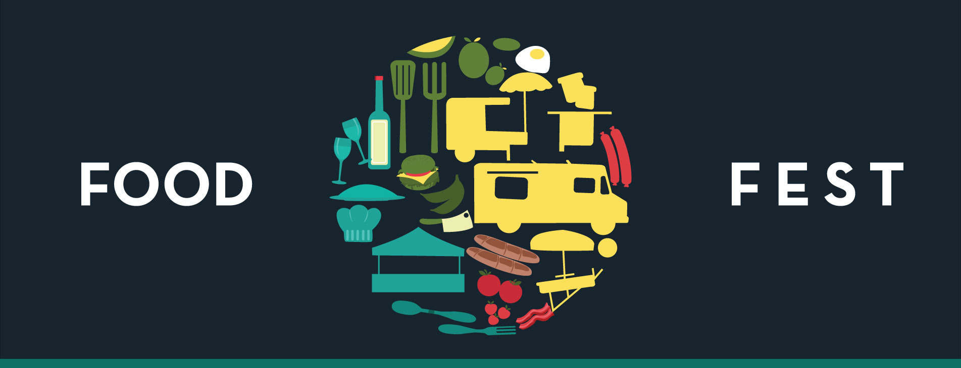 Food Fest icons