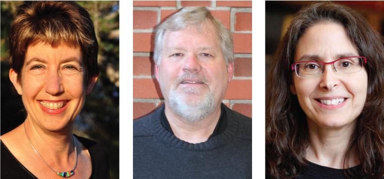 Panelists: Marlene Zuk, Craig Hassel, and Traci Mann