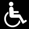 icon for wheelchair accessibility