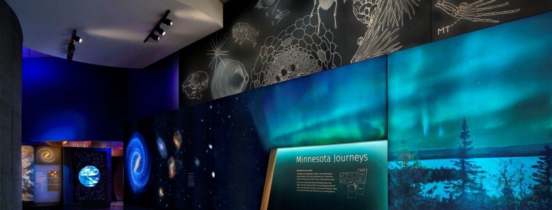 Minnesota Journeys - Field Note Mural by Duncan Millar