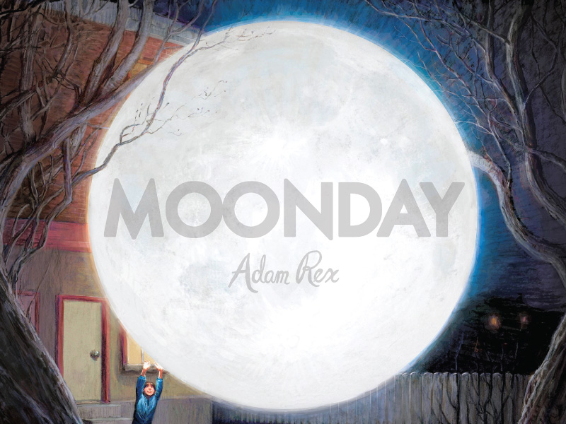Cover art for Moonday