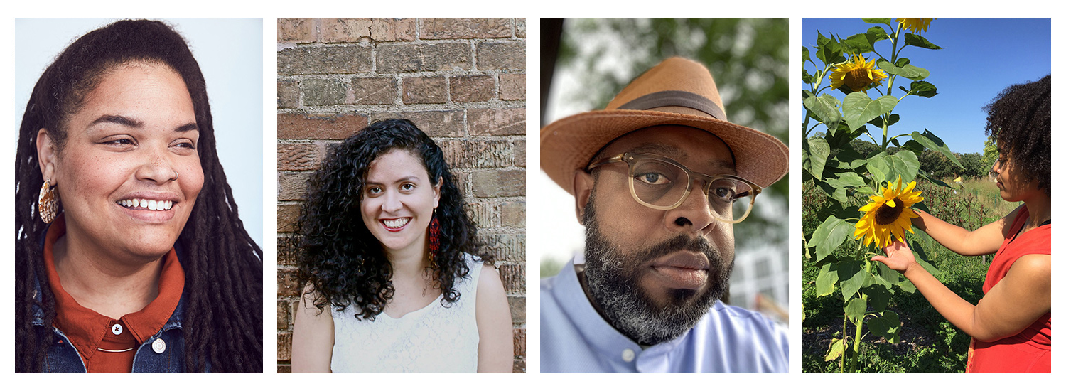Poets who will read at our October After Hours