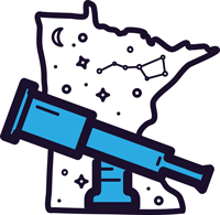 Statewide Star Party logo