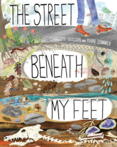 Cover image from The Street Beneath My Feet