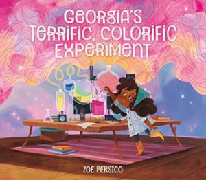 Cover art from Georgia's Terrific, Colorific Experiment