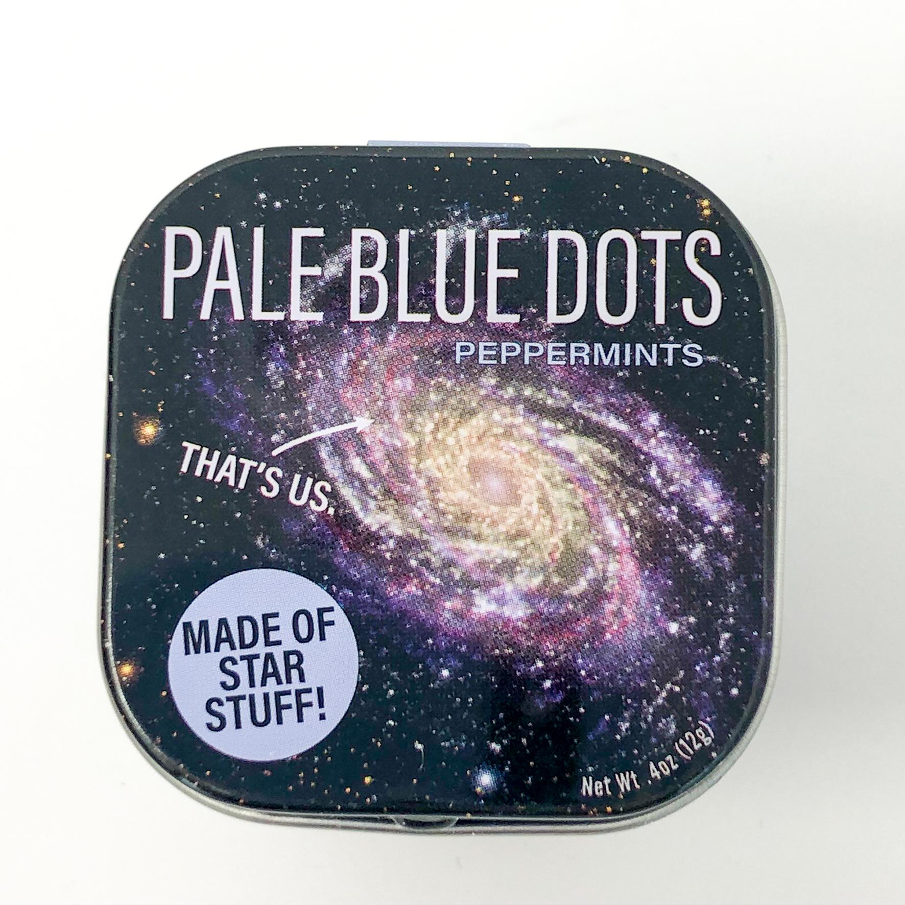 Pale Blue Dot Peppermints