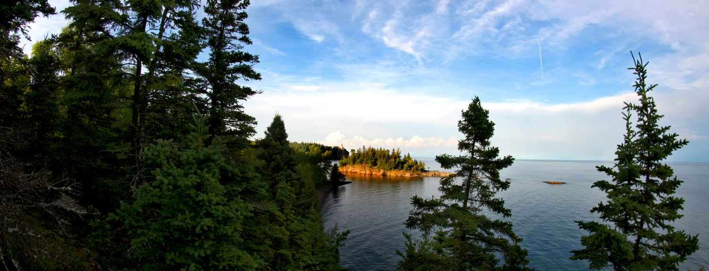 Split Rock lighthouse on Lake Superior's North Shore