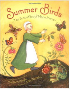 """Cover of the picture book """"Summer Birds"""""""