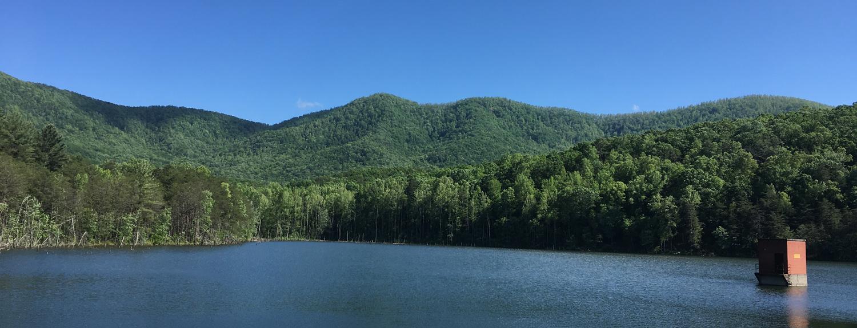 South Mountains of North Carolina