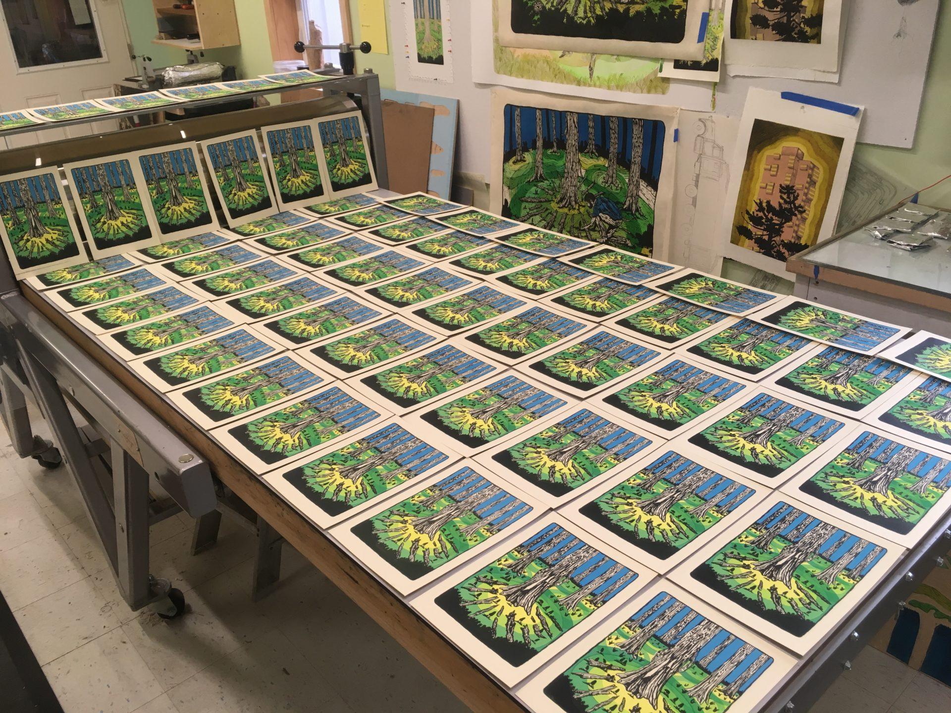 Prints of