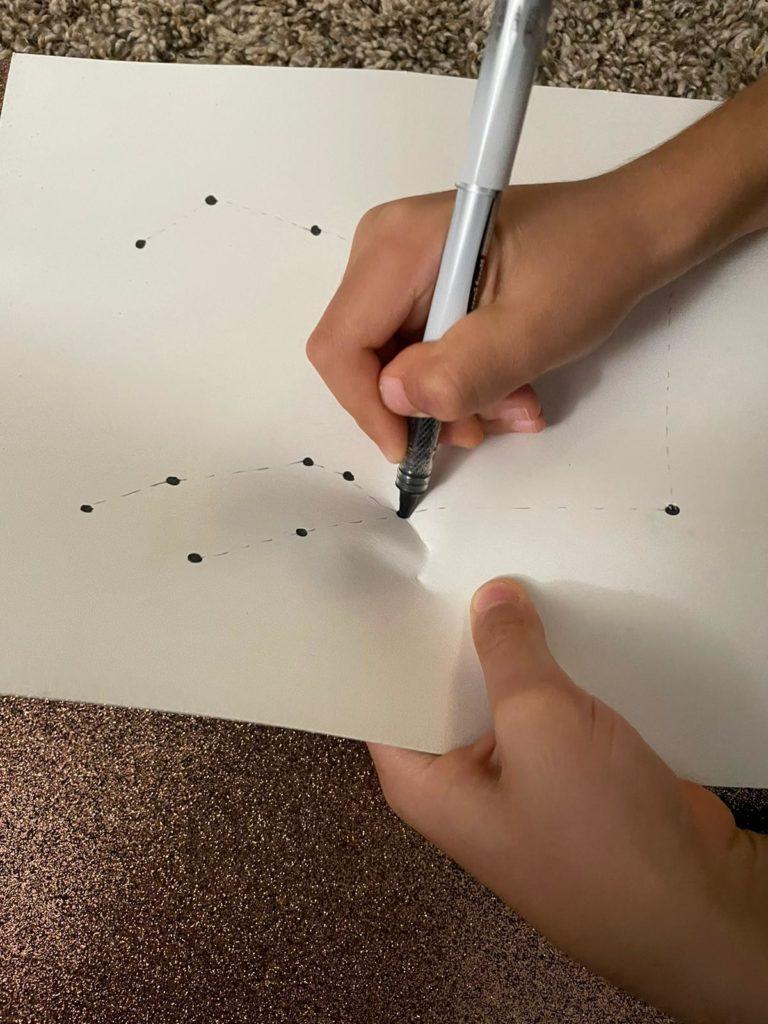 3D Constellation Activity - Step 2
