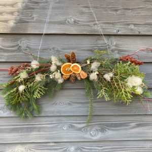 Winter wreath/decor
