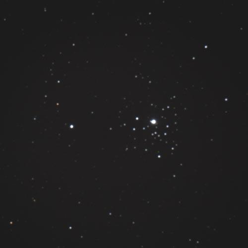 Tau Canis Majoris cluster