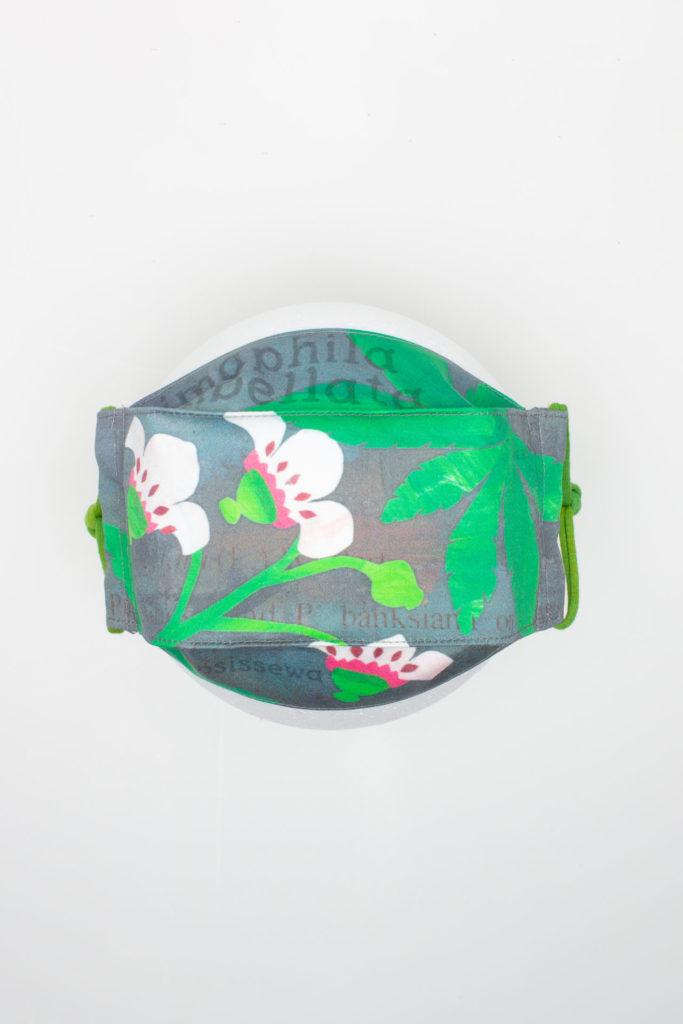 Pipsissewa mask