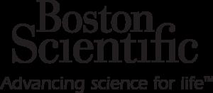 Boston Scientific Logo in black