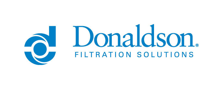 logo for Donaldson filtration solutions