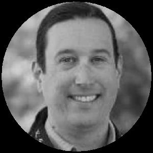 Moderator Mike Dockry
